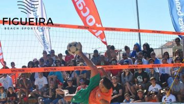 6º Hugo Almeida FootVolley Cup