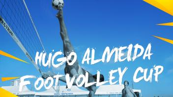 HUGO ALMEIDA INTERNATIONAL FOOTVOLEY CUP