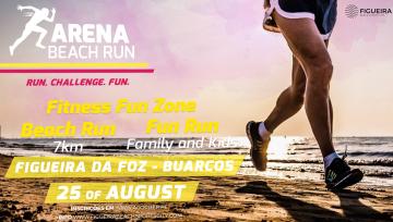 Iª Edição Arena Beach Run