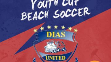 Dias United Representa Índia na Madjer Cup